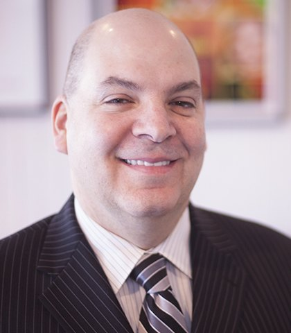 Headshot of David S. Rosenfeld DDS FICOI