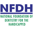 National Foundation of Dentistry for the Handicapped logo