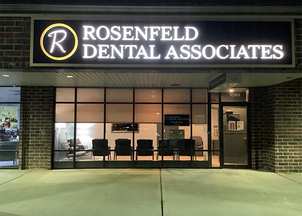 The Rosnick & Rosenfeld DDS team